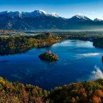 Aplankykite Bledą Slovėnijoje ir pasiruoškite nustebinti jo grožiu